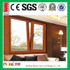 Customized Size America Oak Wood Aluminum Casement Window