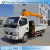 New Knuckle Boom Truck Mounted Crane Truck Bed Crane