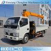 New Knuckle Boom Truck Mounted Crane Truck Bed Crane