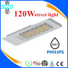 Super Bright LED Street Light with Meanwell Driver and Philips Les