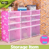 Plastic Storage Custom Made Plastic Drawing Room Shoe Cabinet