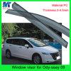 Custom Vehicle Accessories Vent Window Shade Visor for Hodna Odyssey 09