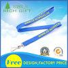 Polyester Material Custom Tubular Lanyards with Swivel Hook No MOQ