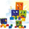 Children Geometric Building Blocks Toys