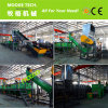 HDPE PP bottle plastic recycling machine for sale