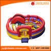 2017 New Design Obstacle Course Giant Inflatable (T6-413)