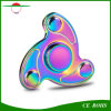 New Fidget Spinner Desk Anti Stress Finger Spin Spinning Top EDC Hand Spinner Sensory Aluminum Alloy Toy Anxiety Stress Adults Kid Metal Spinner