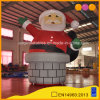 Giant Holiday Christmas Advertising Model Xmas Inflatable Santa Claus (AQ5718-1)