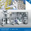 High Speed Flat Type Aluminium-Plastic / Double- Aluminium Blister Packing Machine