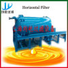 Efficient Horizontal Oil Filter Made in China