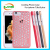 Meshes Cooling Shockproof Plastic Phone Cases for iPhone 7/6s/6 Plus