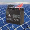 12V 17ah Rechargeable Lead Acid Battery for Solar System