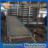 Conveyor Belt for Blanching Vegetables, Proofing Dough