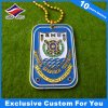 Cheap Enamel Rectangle Dog Tags