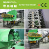 pet bottle bale breaker machine with good performance