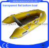 2 People Clear Bottom Inflatable Boat