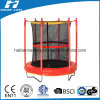 "55"" Mini Trampoline with Safety Net"