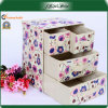 Promotion Quality Colorful Daily Use Storage Box with Drawer