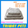 Soft Flannel Pet Cushion (WY161006A/C)