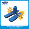 1HP Two Wheel Fish Pond Paddle Wheel Aerator