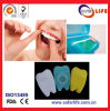 Promotion Tooth Shape with Key Chain Dental Floss Picks Toothpick