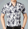 All Over Printing Mens Hawaiian Shirt