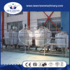 2000L Electric Heating Round Top Mixing Tank in SUS316L
