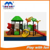 Preschool Plastic Outdoor Playground Equipment for Sale