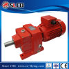 Inline Shaft Foot Mounted R Series Helical Reducer