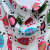 MOQ 50m 100% Polyester Printed Fleece for Baby Blanket