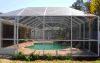 18*14 Pool and Patio Screening/ Fiberglass with PVC Coated Made in China