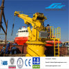Hydraulic Telescopic or Articulated Jib Boom Quay Crane
