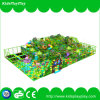 New Design Jungle Big Indoor Soft Playground with Trampoline Park