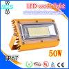 50W LED Outdoor Light IP65 COB High Power LED Flood Light for Work Site