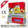 Hydraulic Ironworker Machine with Bar and Profile Cutting Q35y-16