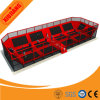 Excellent Quality Amusement Trampoline Park, Big Trampoline Bed with Foam Pit