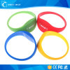Factory Best Price OEM Logo NFC RFID Silicone Wristband /Bracelet