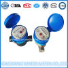 High Quality Nylon Single Jet Dry Type Water Meter (DN15-20mm)