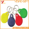 Pure Color ABS Keychain for Promotional Gift