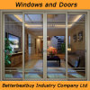 Powder Coated Finshing Aluminum Door