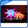 Wholesale Lighting Inflatable Star with LED
