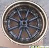Car Accessories Aluminum Replica Watanabe Forged Alloy Wheel
