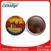 Fashion Plastic Promotion Gift Metal Pin Button Badge