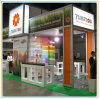 Aluminum Customized Modular Exhibition Booth Stand Display Booth