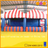 Air-Tight Twin Booth Tent Advertisement Tent Commercial Used Inflatable Tent (AQ73102)