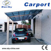 Residential Durable Polycarbonate Roof Aluminum Carport (B800)