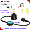 LED Car Headlight Kit 40W 4000lm H13 Auto Lamp