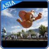 Customized Inflatable Advertising Helium Mouse Balloons for Celebration Day
