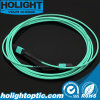 MPO to MPO Om3 Fiber Optic Patch Cable