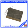 Casual Leisure Casual Canvas Clutch Bag for Light Items and Money